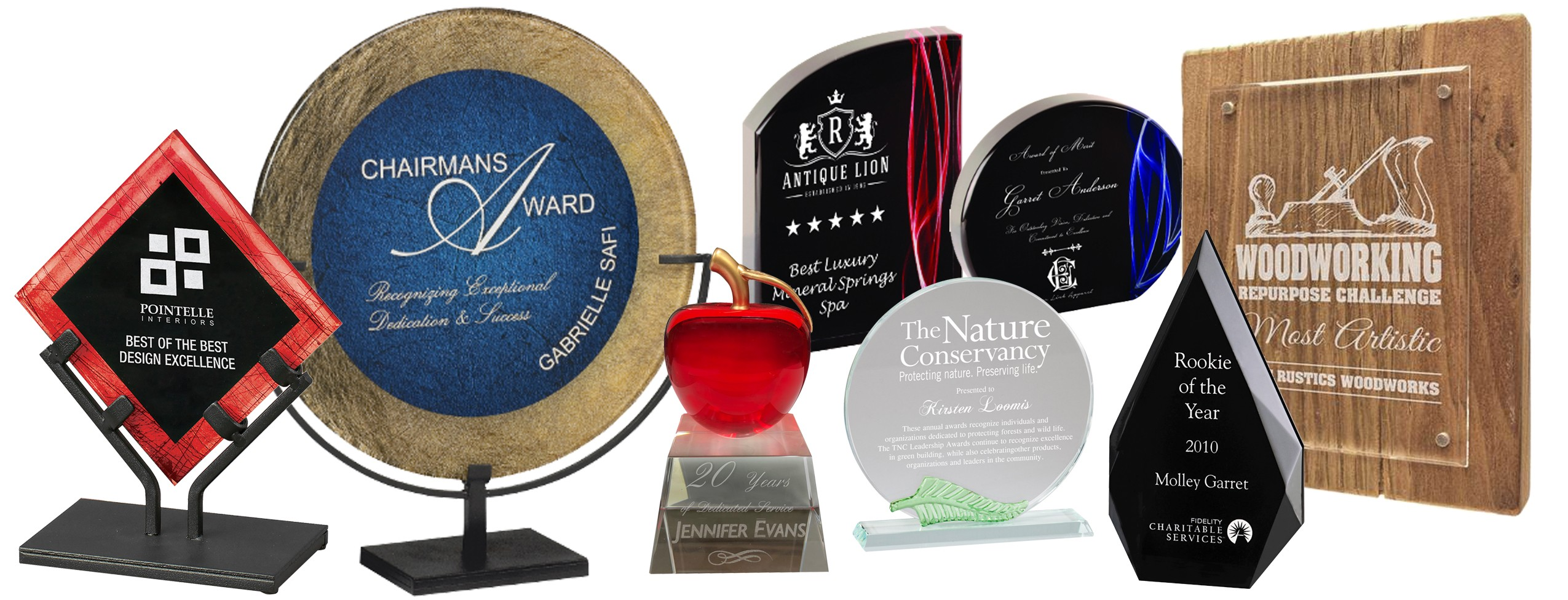 Plaques - Huge Variety!